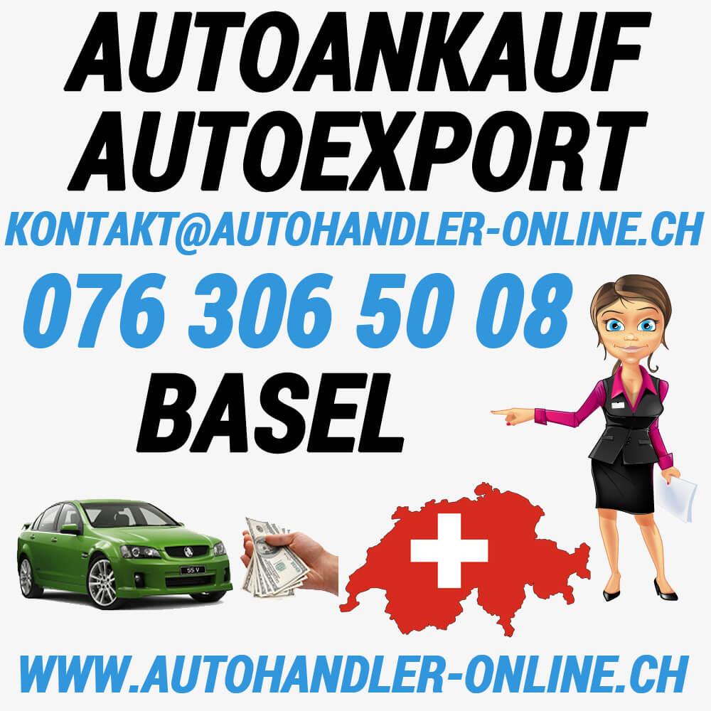 autoankauf autoexport autohandler Basel Landschaft