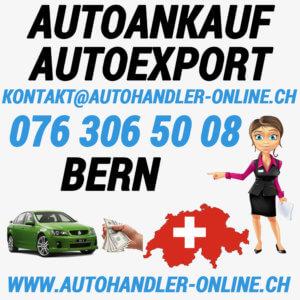 autoankauf autoexport autohandler Bern