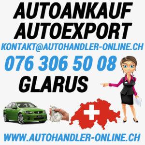 autoankauf autoexport autohandler Glarus