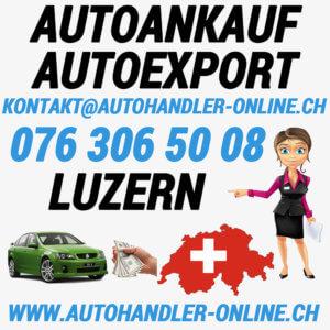 autoankauf autoexport autohandler Luzern