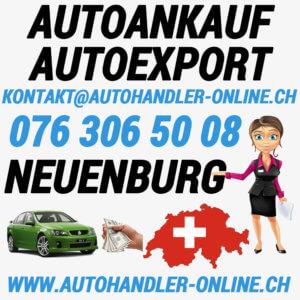 autoankauf autoexport autohandler Neuenburg