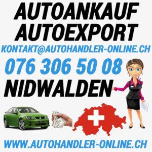 autoankauf autoexport autohandler Nidwalden