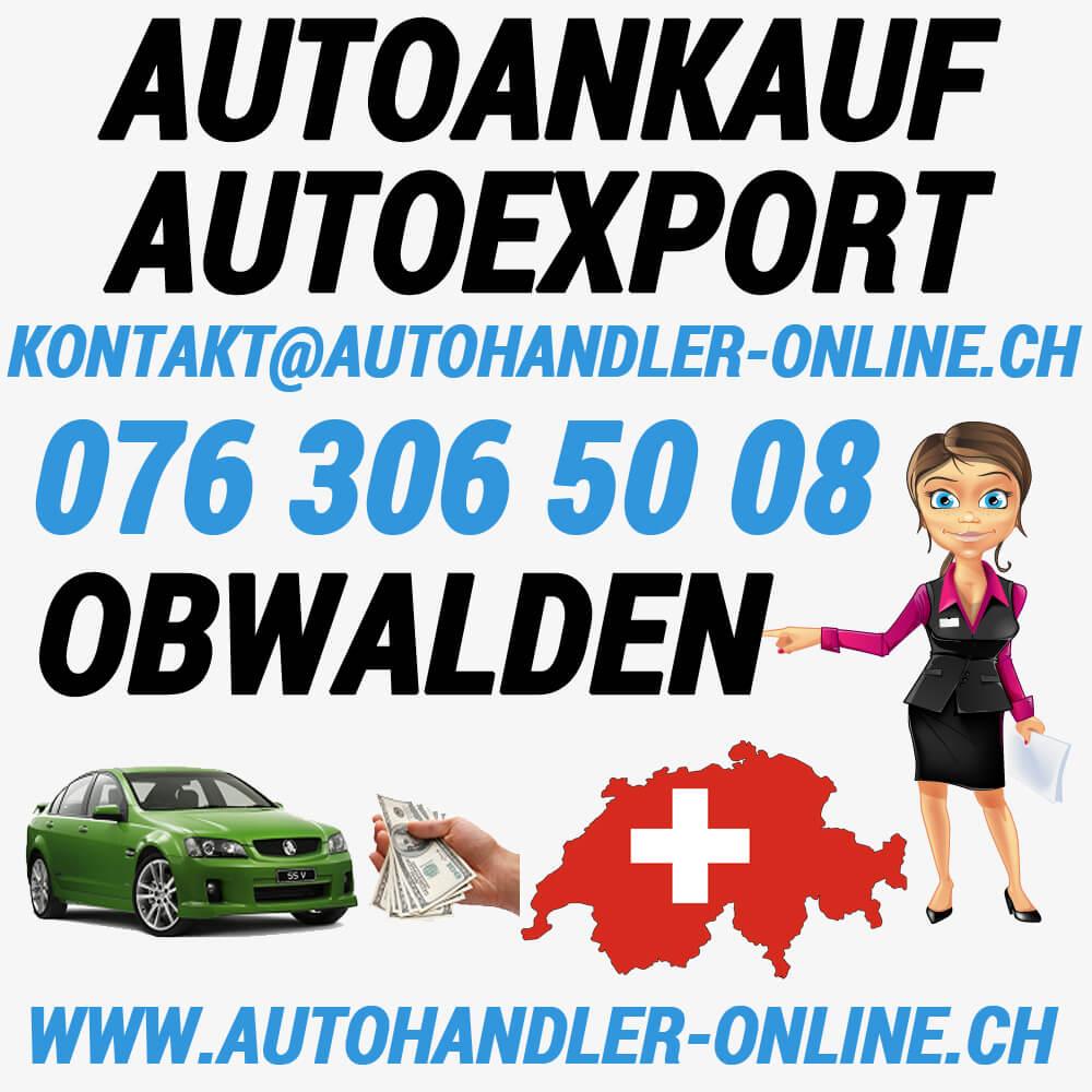autoankauf autoexport autohandler Obwalden