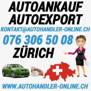 autoankauf autoexport autohandler Zurich