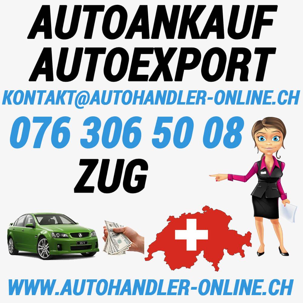 autoankauf autoexport autohandler zug
